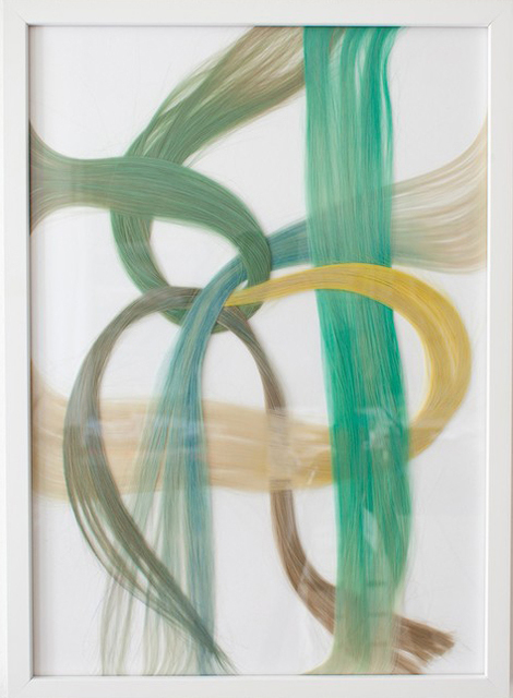 , 'Intermediate Filaments 3,' 2014, Mizuma Art Gallery