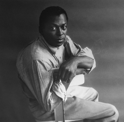 , 'Miles Davis,' 1955, Staley-Wise Gallery