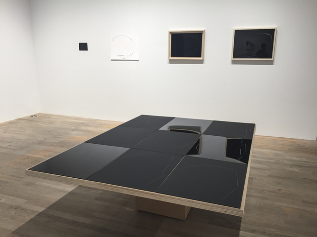 , 'To Locate the Spacious Stance, I Come to be Still,' 2015, Postmasters Gallery