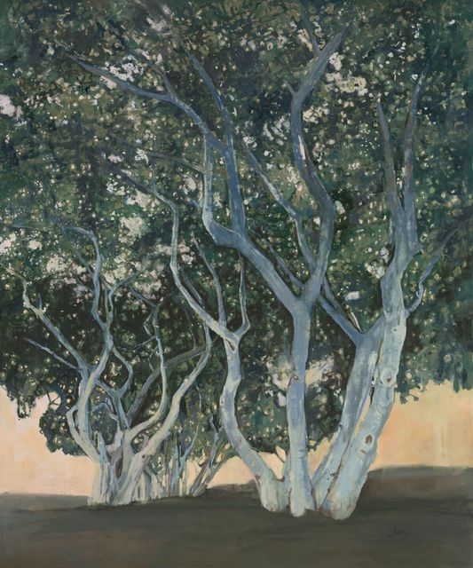 Michelle Jung, 'Dance of the Trees (Encore) ~ Kihei, HI', 2018, The Guild of Boston Artists