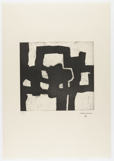 Eduardo Chillida, 'Homage to Picasso', 1972, Sims Reed Gallery
