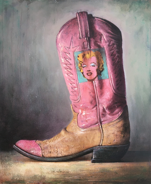 , 'Beauty and the Boot,' 2014, Modern West Fine Art