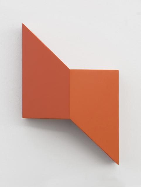 , 'WCTHY Salmon,' 2017, Mini Galerie