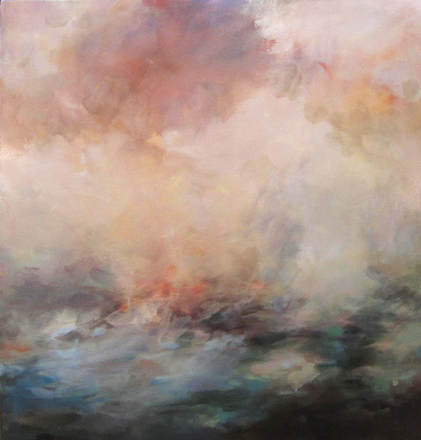 , 'Ocean Fire,' 2014, Seager Gray Gallery