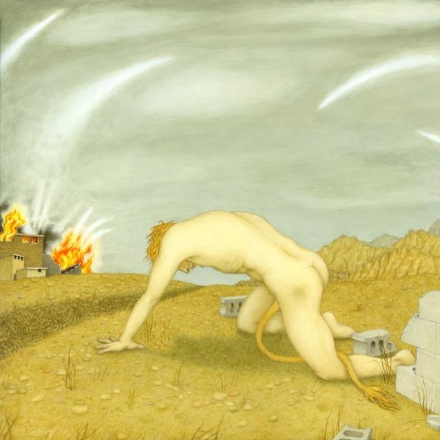 , 'LION-Aftermath,' 2010, Albert Merola Gallery