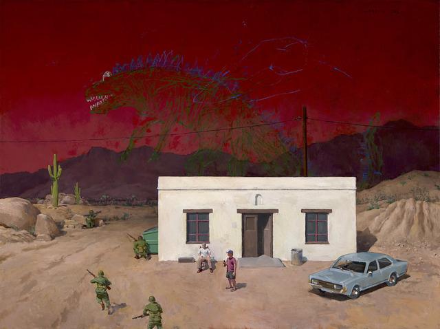 , 'Culture,' 2016, ARCADIA CONTEMPORARY