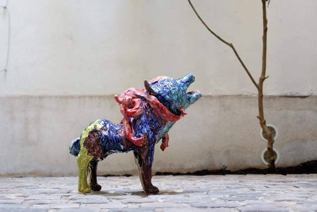 , 'La ruse, renard & poulpe,' 2016, Antonine Catzéflis