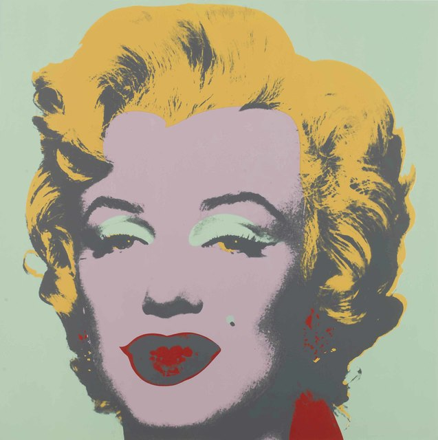 Andy Warhol, 'Marilyn: one plate', 1967, Christie's