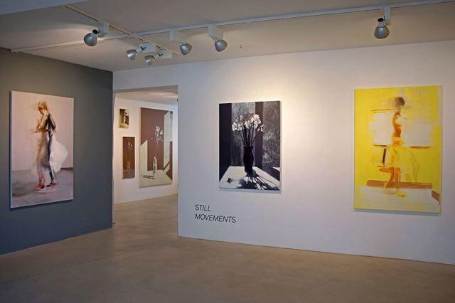 , 'Still Movements Installation view,' 2018, Python Gallery