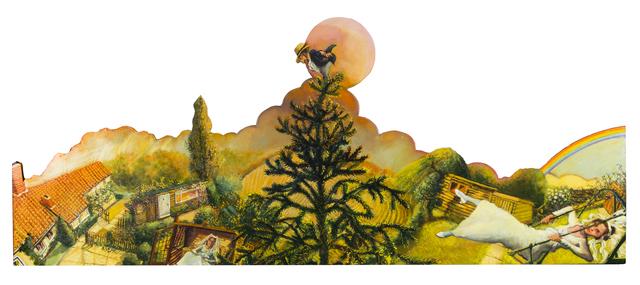 , 'GREEN PARK IV: SAHARA SUN ,' 14500, Chris Beetles Gallery