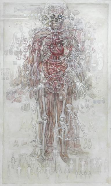 , 'Human Anatomy (v.1.4),' 2015, Mirus Gallery