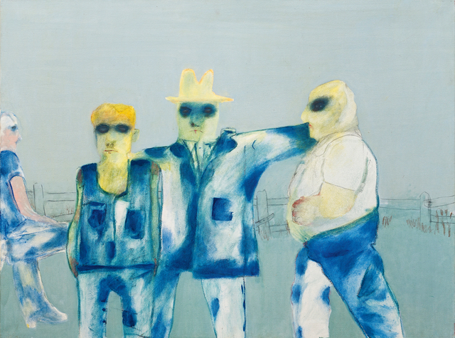 Robert Hodgins, 'Clubmen of America: Good Ole Country Boys', 2001, Strauss & Co