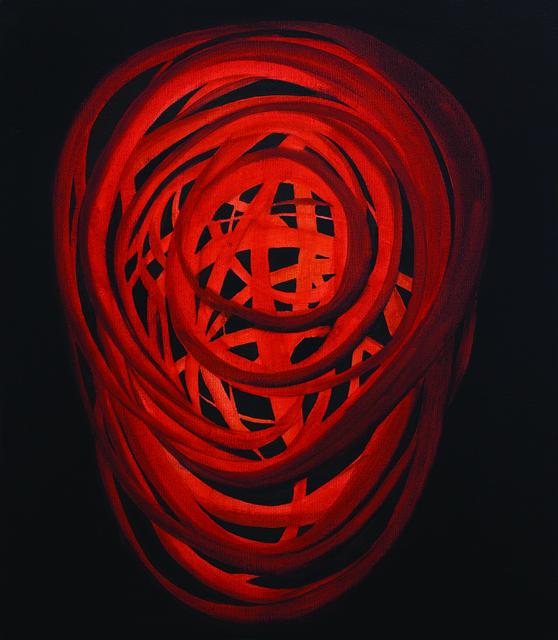 , 'Glühen,' 2017, Artdepot