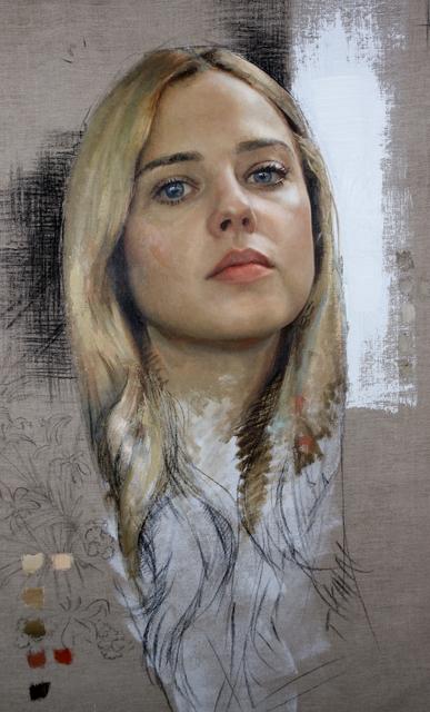 , 'Conjured,' 2018, Galerie Olivier Waltman | Waltman Ortega Fine Art