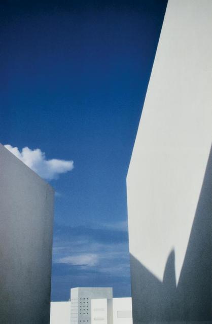 Franco Fontana, 'Paesaggio Urbano. Ibiza - Spagna', 1992, Itineris