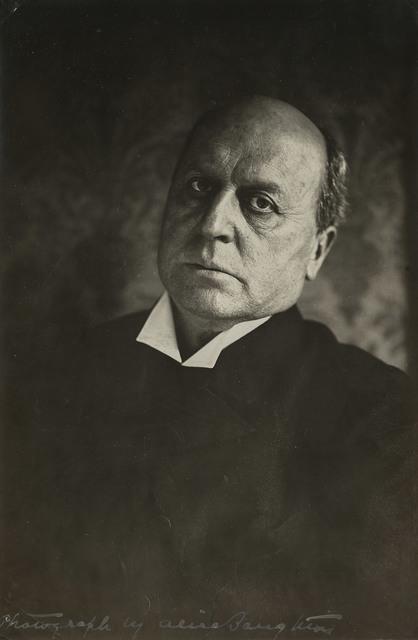 Alice B. Boughton, 'Henry James', 1916, Doyle