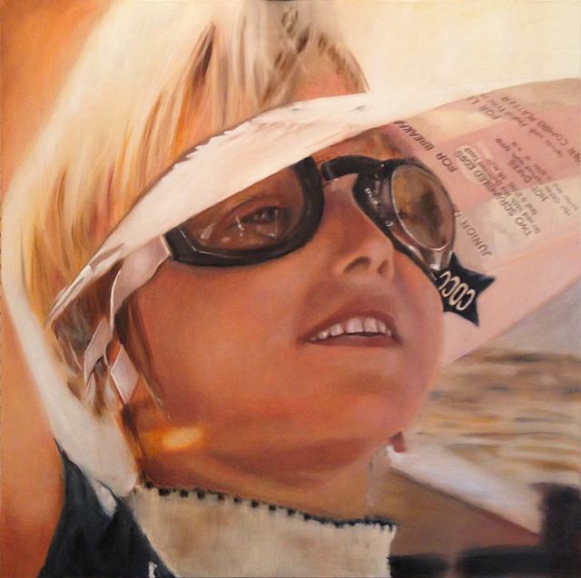Doug Haeussner, 'Swim Class', Walker Fine Art