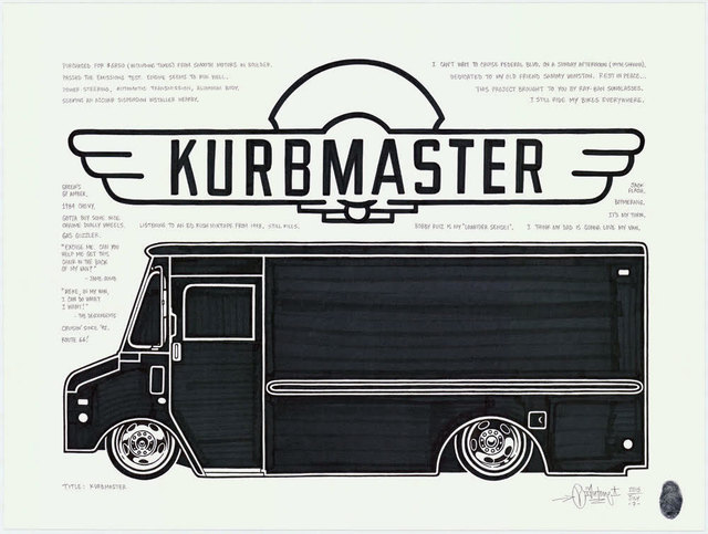 , 'Kurbmaster,' 2015, Black Book Gallery