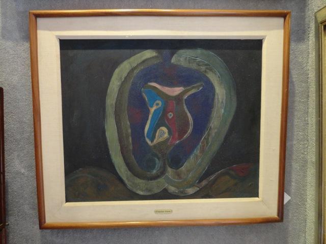 """, '""""Víbora"""",' 1964, GALERÍAS A. CRISTOBAL"""