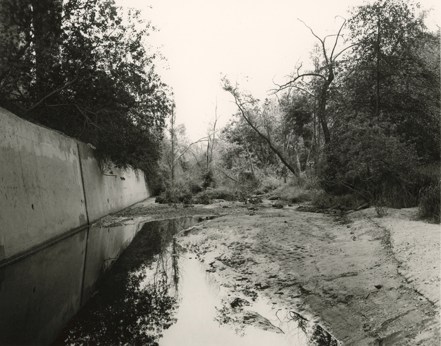 Mark Ruwedel, 'Arroyo Seco #10', 2015, Photography, Gelatin silver print dry-mounted to archival board, Gallery Luisotti