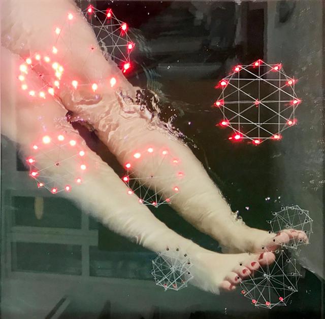 , 'Sleepless 4,' 2017, CYNTHIA-REEVES