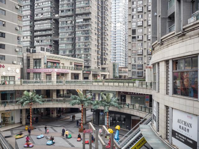 , 'Wuhan Diary p.50,' 2017, Robert Morat