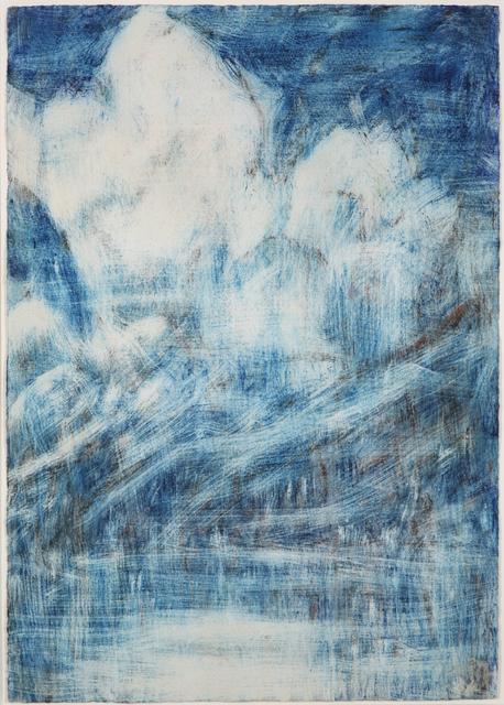 , 'Weiße Wolke über dem See ,' 1936, Galerie Utermann