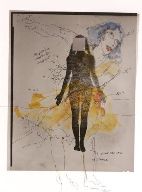 , 'It's Never Too Late to Dance,' 2010, Anglim Gilbert Gallery