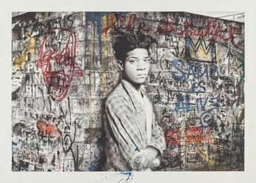 Samo is alive (Basquiat)
