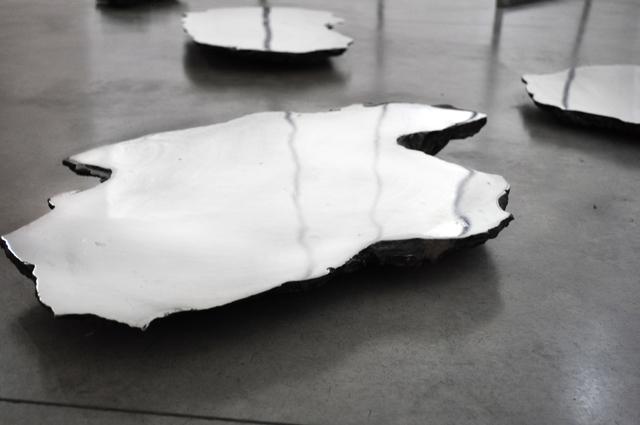 , 'Puddles / Pozzanghere,' 2015, The Flat - Massimo Carasi
