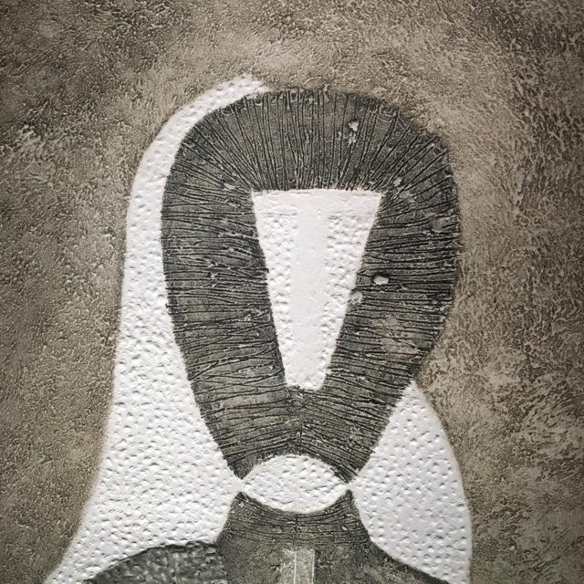 Rufino Tamayo, 'Hombre en Gris (Man in Gray)', 1976, Latin American Masters