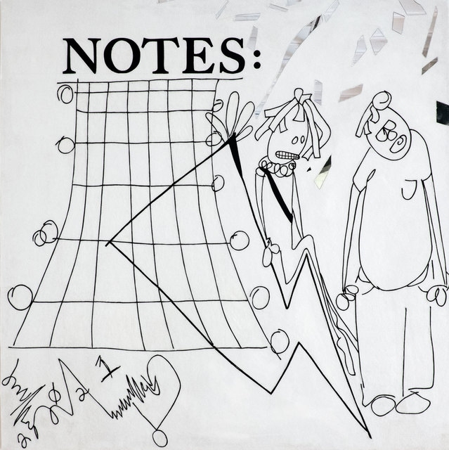 , 'Notes: (2021),' 2016, Alter Space