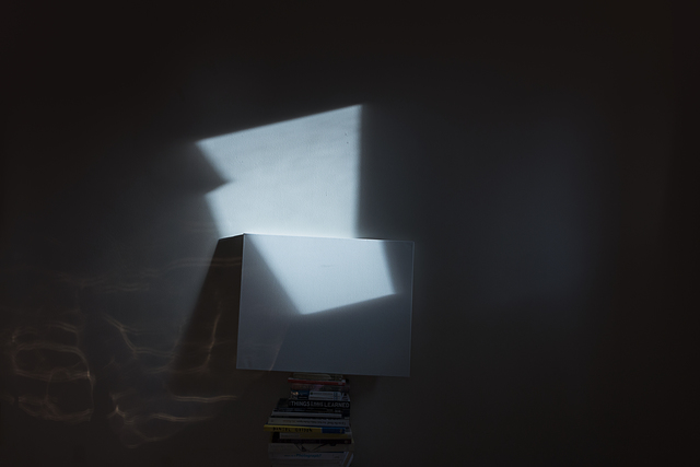 , 'We don't strive to achieve it. It's just given to us Lightscape series #6,' 2015, Carrie Able Gallery