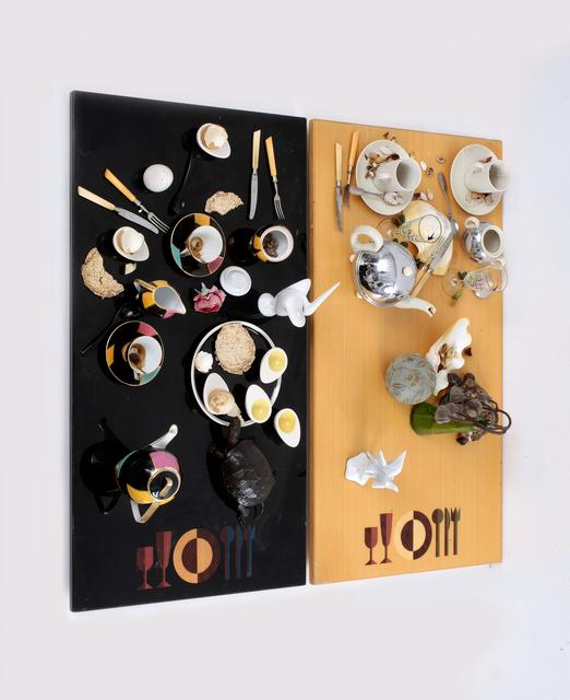 , 'Faux tableau piège,' 2008, LEVY Galerie