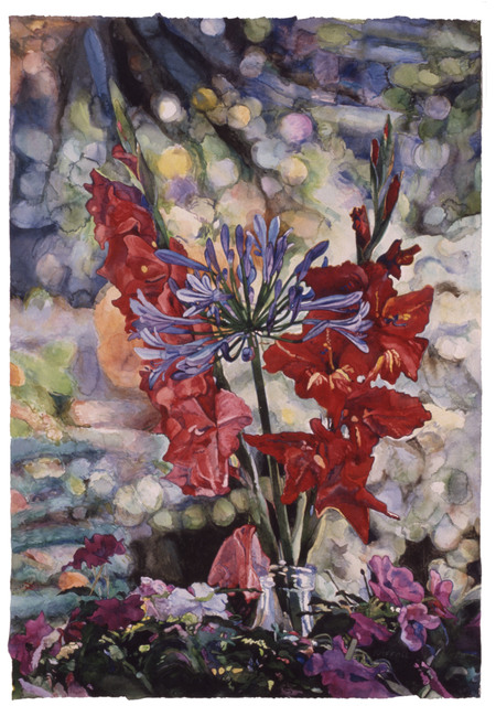 Joseph Raffael, 'Summer Bouquet', 1990, Nancy Hoffman Gallery