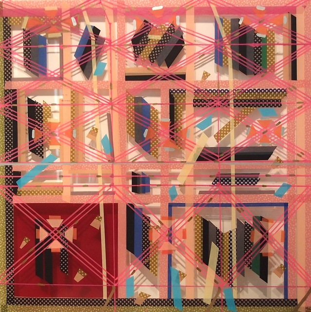 , 'Window Poem Silver House,' 2016, Liang Gallery