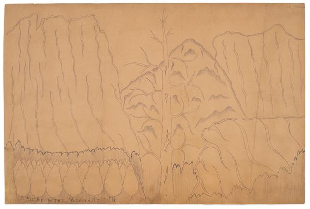 , 'Altai Mtns. Mongolia Asia,' ca. 1965, Fleisher/Ollman