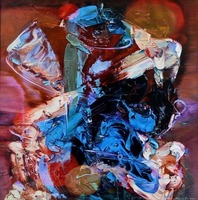 , 'Kincir Angin Merah,' 2017, Mizuma Art Gallery
