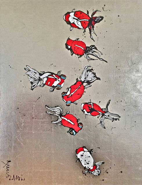 Ryuma Imai, '7 Goldfish', 2016, Contemporary HEIS