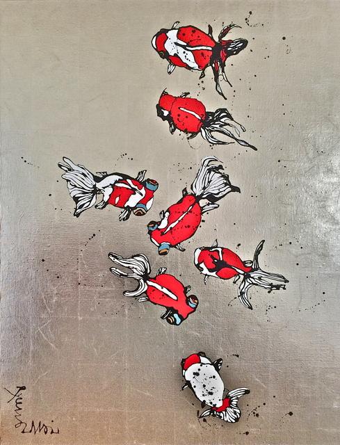 , '7 Goldfish,' 2016, Contemporary HEIS