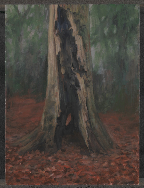 George Shaw (b. 1966), 'You've Changed (3) ', 2015-2016, The National Gallery, London