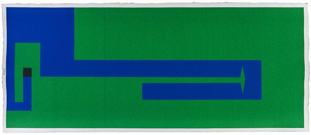 Bruno Munari, 'Terzina XII, Negativo-Positivo', 1997, ArtRite