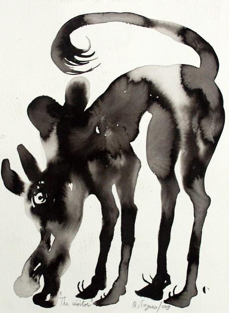 , 'The Visitor,' 2009, Mario Mauroner Contemporary Art Salzburg-Vienna