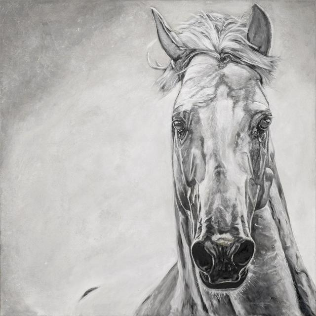 Carla Chiusano, 'Horse', executed in 2018, Pandolfini