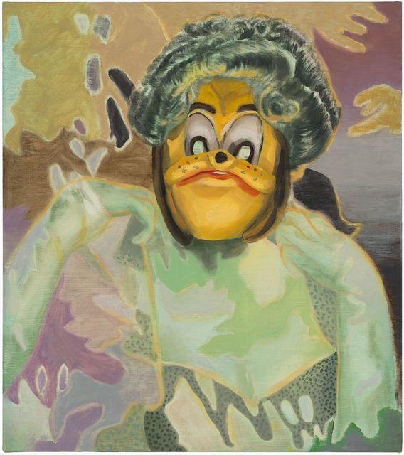 , 'Other Side - Yellow Dog,' 2017, John Wolf Art Advisory & Brokerage