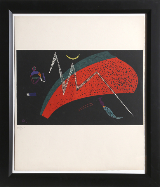 Wassily Kandinsky, 'Watermelon', ca. 1965, Print, Lithograph on Arches, RoGallery