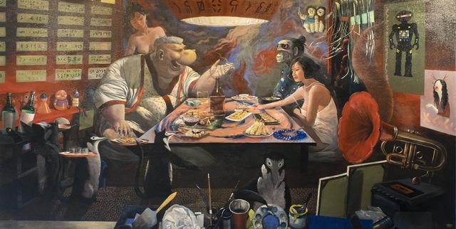 , 'Twenty Forty Eight,' 2017, Qube Gallery