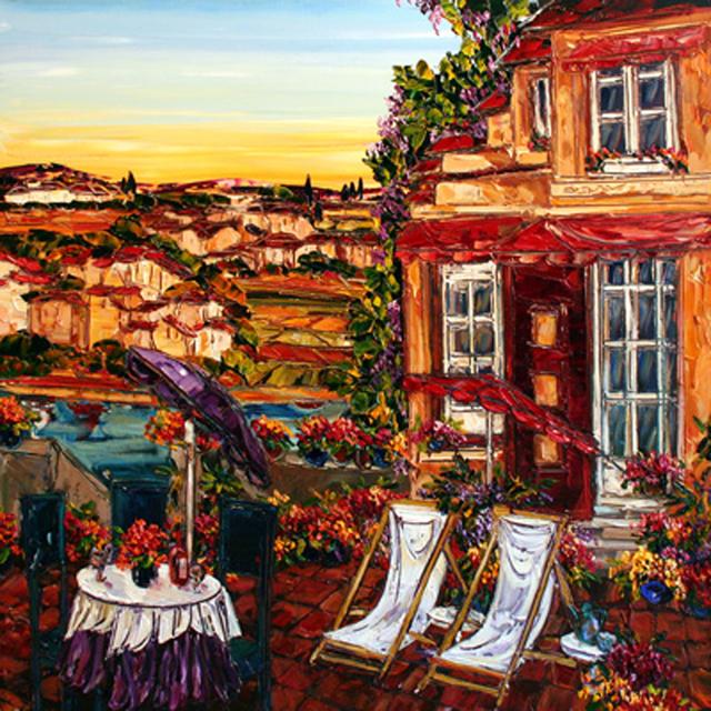 , 'Vacation Villa,' 2010, Florida Fine Art