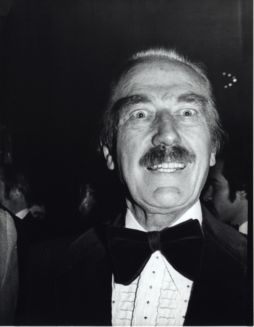 , 'Fred Trump,' April 2-1978, Steven Kasher Gallery