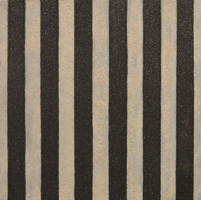 , 'Pinstripe No. 137,' , The Bonfoey Gallery